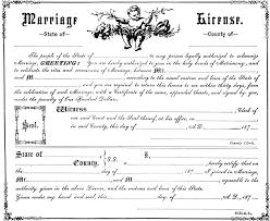 marriage certificate clip art 66
