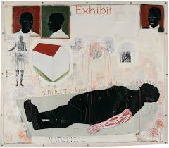David Hammons African American Flag African American Art Museum