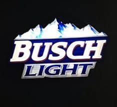 busch light neon sign busch light decal stickers decals pinterest lights