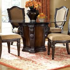 duncan phyfe double pedestal dining room table furniture oak oval