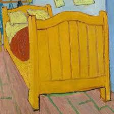 the bedroom van gogh the bed explore the paintings van gogh s bedrooms