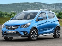 opel karl rocks 2017 pictures information u0026 specs