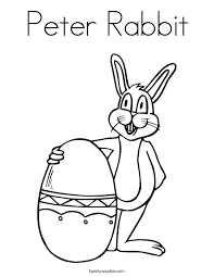 how to draw peter rabbit coloring home