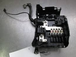 Audi Q7 2007 - passenger body cabin fuse box block 7l0937548c oem audi q7 typ 4l