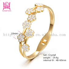 ladies gold bracelet bangle images Gold plated bracelet bangle jewelry design models for girls buy jpg