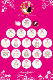 logiciel plan de table mariage gratuit faire part de mariage original gourmandise chocolat bonbons