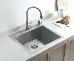 kohler stainless steel apron front kitchen sink farmhouse sinks