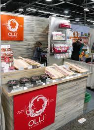 Home Design Expo Redmond Wa Mega Food U0027s Tradeshow Booth Design Incorporates Many Live Plants