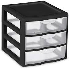 Plastic Desk Organizer Small Plastic Desktop Drawers Drawer Furniture