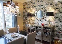 mirrored dining room buffet dining room ideas