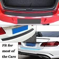 protection si e arri e voiture coffre de voiture bande de protection pare chocs en caoutchouc
