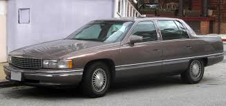 1994 cadillac deville information and photos momentcar