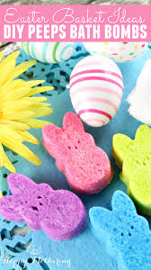 the most adorable diy peeps bath bombs for easter happy mothering