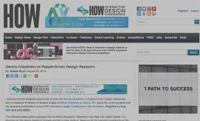 an interview with how interactive design conference u2013 dennis cheatham