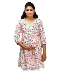ziva maternity wear buy ziva maternity wear multi color cotton tops online at best