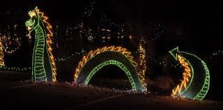 Annmarie Gardens Spectacular Garden In Lights Scotland Yards