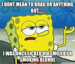 Spongebob Licking Meme Maker - lick