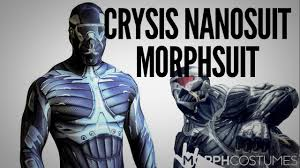 halloween morphsuits morphcostumes crysis nanosuit morphsuit youtube