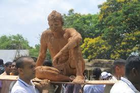 Tamil New Year Bay Decoration by Slaf Celebrates Sinhala And Hindu New Year Festival At Slaf Base