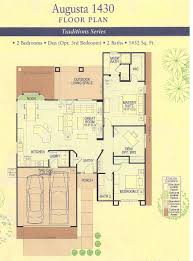 14 Robson Ranch Newport Floor Plan Plans Interesting Nice Home Zone