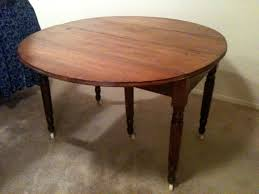 round dining room tables with leaf best dining room table leaf photos home design ideas