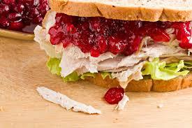 day after turkey sandwich rustic bread havarti fiftiness