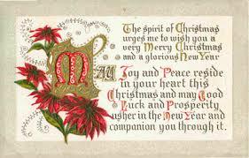 christmas postcards christmas vintage postcards one