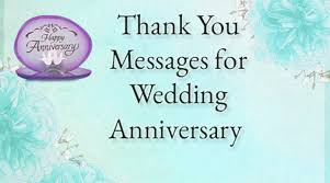 wedding wishes reply thank you messages wedding anniversary jpg