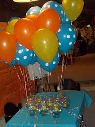 Fishing Themed Baby Shower - astounding fish bowl baby shower centerpieces 51 about remodel