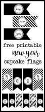Cupcake Decorations For New Years by 408 Best Printables U0026 Typography Images On Pinterest Gender