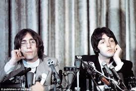biography of john lennon in the beatles john lennon handed me the biggest scoop in pop history and i blew it