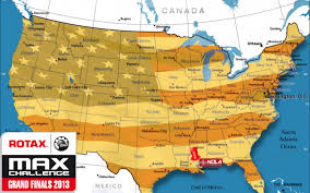 Time Zone Map Usa by New Orleans East Map Map Of The Usa Usa Regions Rough Guides
