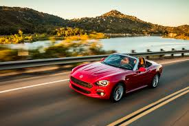 fiat spider 2016 jeremy clarkson reviews the fiat 124 spider and it u0027s not