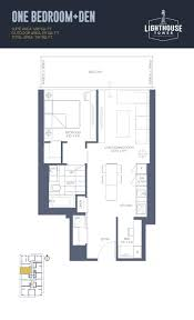 Waterfront Floor Plans by Daniels Waterfront Lighthouse Tower Condos Regent Park Life