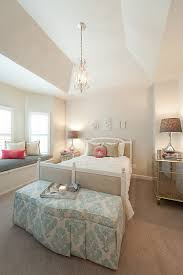 Small Bedroom With 2 Beds 30 Bedrooms That Wow With Mismatched Nightstands