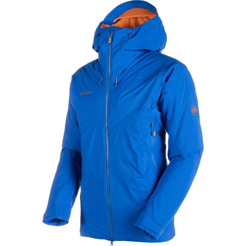 Mammut Nordwand Thermo Hooded Hardshell Jacket Ice S 1010-24750-5072-113