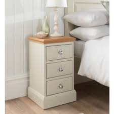 Side Table With Storage by Bedroom Furniture Bedside Table With Storage White 1 Drawer