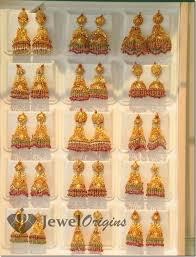 buttalu earrings 110 best earrings gold jhumka images on indian