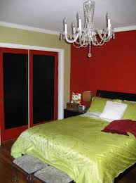 green bedroom feng shui feng shui green bedroom with red fame wall feng shui green with