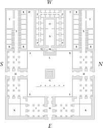 solomons temple lay out clip art at clker com vector clip art
