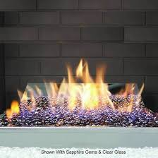 Fireplace Burner Pan by Rh Peterson 18 Inch Contemporary Vent Free Glass Burner System