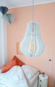 Schlafzimmer Neue Farbe Eine Wand In Der Farbe Von Pfirsich Sorbet U2013 Annablogie