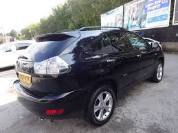 lexus rx 400h tank size used lexus rx 400h suv 3 3 se cvt 5dr in sheffield south