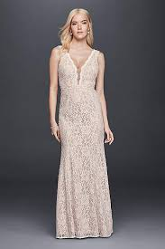 informal wedding dresses casual informal wedding dresses david s bridal
