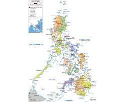 Luzon Map Maps Of Philippines Detailed Map Of Philippines In English