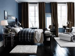black wooden flooring panel furry square white rug brown window