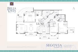 bella vista condos floor plan 2515 s atlantic ave 32118