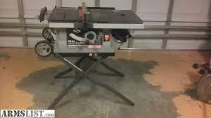 10 Craftsman Table Saw Armslist For Sale Craftsman Table Saw 10