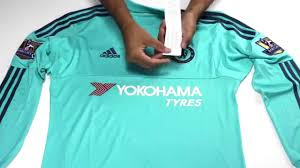 goalkeeper jersey design your own chelsea goalkeeper jersey 2015 2016 youtube