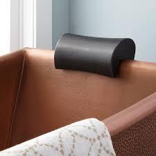 bath pillow black bathroom